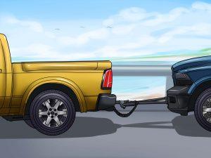 remorcarea unei masini