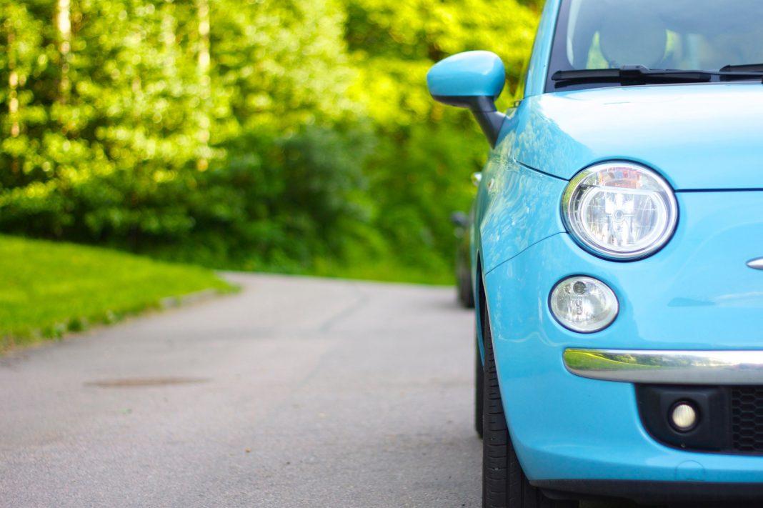 vopsirea unui autoturism